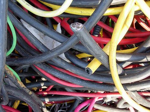电线,电缆回收